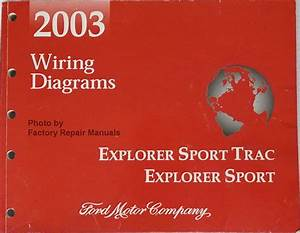 Ford Sport Trac Wiring Diagrams Manual