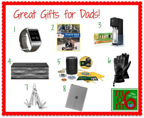 great holiday gifts for dads momof6