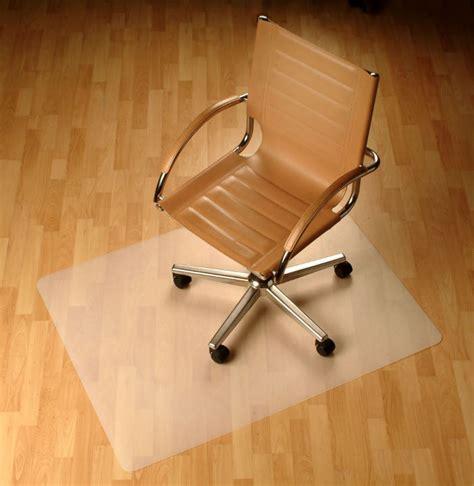 Office Chair Mat * Hard Wood Floor Protector * PVC/Vinyl