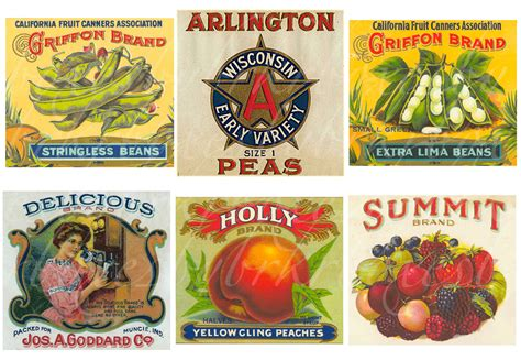 cuisines vintage 27 antique and vintage food labels and advertising by
