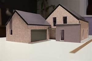 image gallery maquette maison With les materiaux pour construire une maison