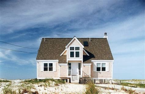 Ma Cottage  Beach Style  Exterior  Boston  By Acorn