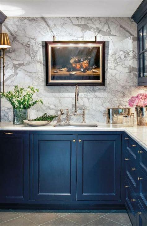 cuisine en bleu meubles cuisine bleu gris chaios com