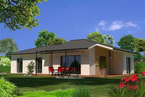 maison moderne avec toiture pans et decroches gris abridz