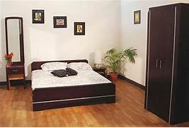 Full Bedroom Furniture Sets In India by Simple Indian Bedroom GharExpert