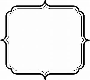 Simple Photo Frame - ClipArt Best