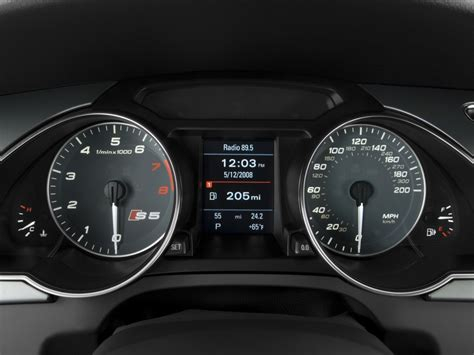 image  audi   door coupe auto instrument cluster size    type gif posted