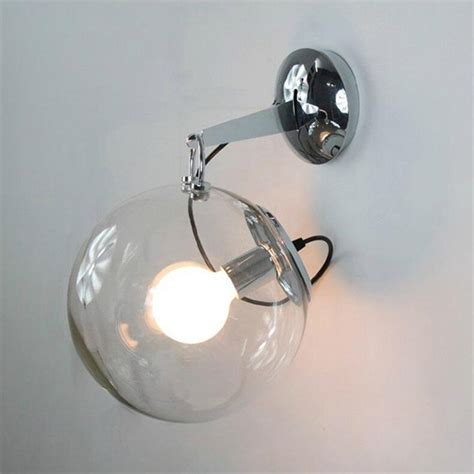 clear glass shade wall ls wrought iron wall lights
