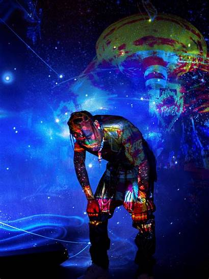 Travis Scott Wallpapers Astroworld Jack Festival Cactus