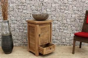 Holz Waschtisch Bad : badezimmer holz waschtisch finest waschtisch aus holz fr ~ Sanjose-hotels-ca.com Haus und Dekorationen