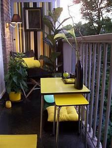 Balkonmöbel Für Schmalen Balkon : 1001 ideen zum thema schmalen balkon gestalten und einrichten ~ Indierocktalk.com Haus und Dekorationen