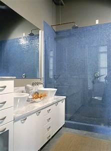 iridescent glass tile ideas With lovely plan de travail exterieur beton 2 renover une cuisine avec les plans de travail de