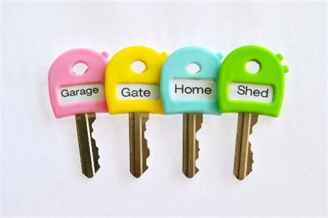 Stretchy All-in-one Key Cover & Tags