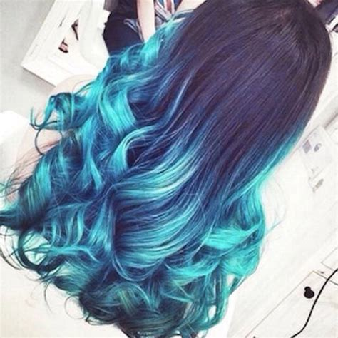 Blue Ombre Hair Pictures Photos And Images For Facebook