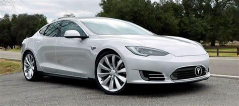 Tesla Model S Nose Cone Replaced Teslaraticom