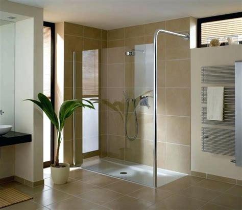 Bad Mit Begehbarer Dusche by Badezimmer Einrichten Mit Dusche Kleines Bad Einrichten