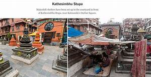 Nepal U2019s Historic Sites  Before And After The Earthquake