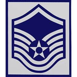 Air Force Master Sergeant Rank