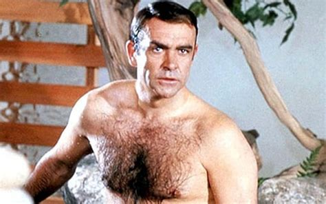 connery  wear    champions  chest hair men