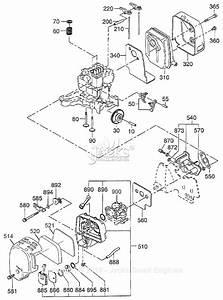 Robin  Subaru Eh035 Parts Diagram For Intake  Exhaust Parts