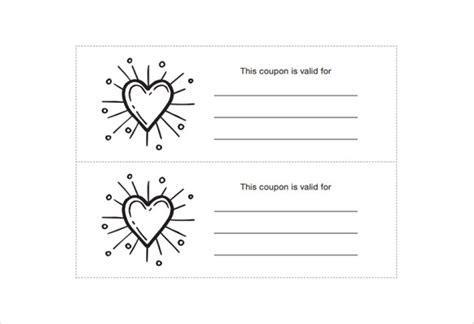 printable coupon template coupon templates 23 free pdf format free premium templates