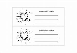 Make Your Own Customizable Coupon Book Free Printables