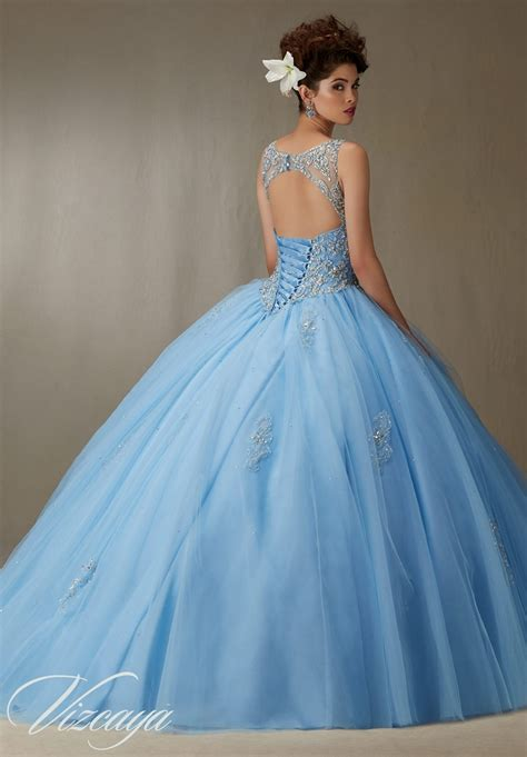 Mori Lee Vizcaya 89067 Quinceanera Dress