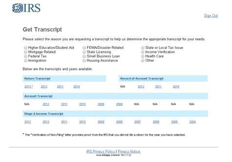 irs tax transcripts financial aid office suny buffalo