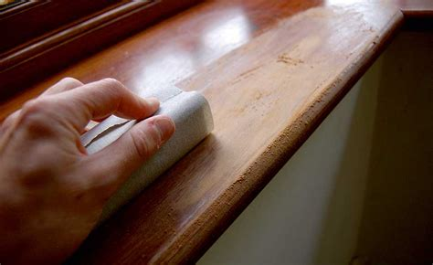 What Wood To Use For Window Sill by How To Paint Gloss Properly Homebuilding Renovating