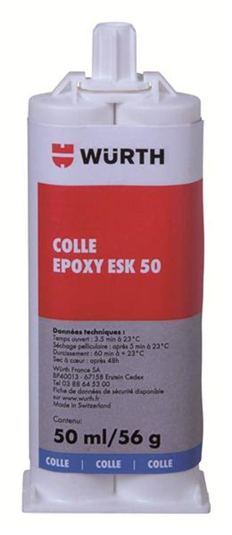 colle 233 poxyde bi composants esk 50
