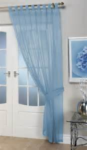 Shower Curtain Tie Backs