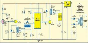 Remote Controlled On Off Switch Circuit