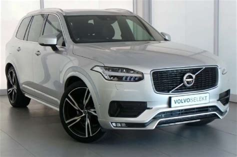 2017 Volvo Xc90 D5 R Design Awd Cars For Sale In Western