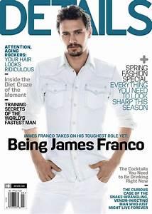 James Franco By Mark Seliger For Details Magazine