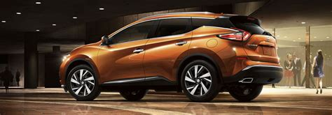 2017.5 Nissan Murano Specs And Features