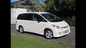 2001 Toyota Estima Aeras Auto 8 Seater Van  1 Reserve     Cash4cars Cash4cars     Sold