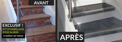 comment habiller des marches d escalier habillage escalier en kit