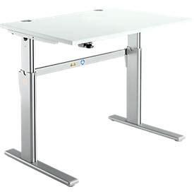 hauteur bureau standard bureau avec réglage en hauteur électrique modèle standard