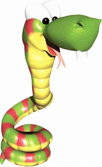 Rattly Kong Donkey Country Diddy Rattlesnake Quest