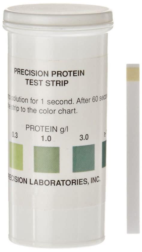 Amazon.com: One tub of 100 x Home Protein Urine Test
