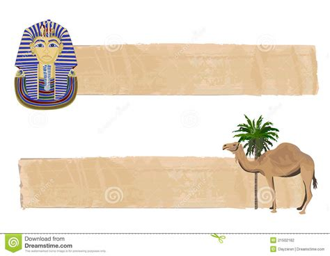 Tutankhamun And Camel Banners Stock Photography  Image. Wicked Decals. Dragon Stickers. Allowed Signs. Baby Driver Logo. Clothes Murals. Sound Stickers. Coloring Book Murals. Magnetic Signs