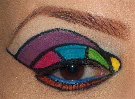 Diagram For Eye Makeup by Eyeshadow Placement Diagram Engaging Yellow Eye