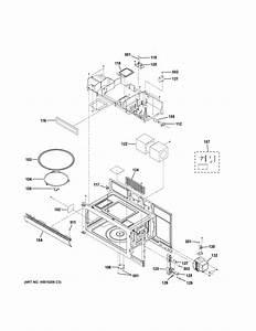 Ge Jnm3161mf3sa Microwave  Hood Combo Parts