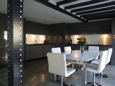 salon cuisine design cuisine americaine moderne design cuisine en image