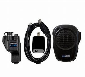 Pryme Bluetooth Speaker Mic   Adapter Motorola Xts5000