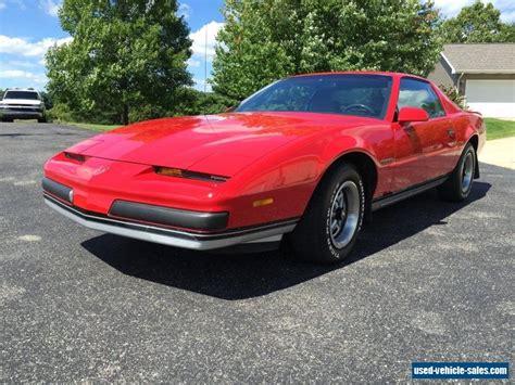 Pontiac Firebird For Sale The United States
