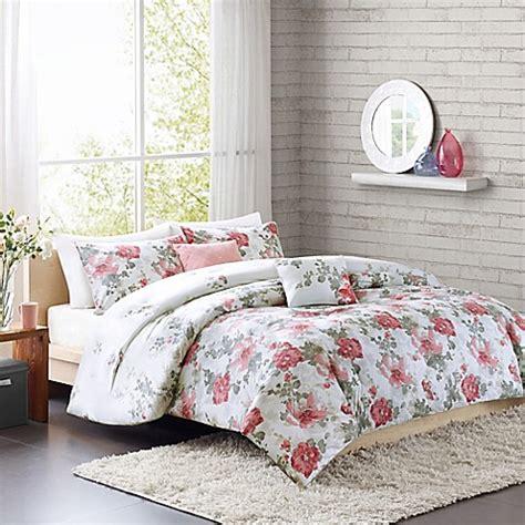 cozy soft 174 beaumont reversible 4 5 piece comforter set