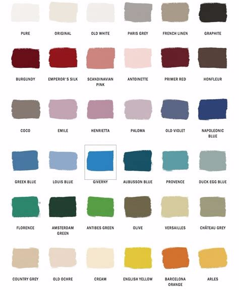 chalk paint colour chart uk sloan chalk paint bedroom furniture make 2 and a swirl