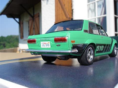 Datsun 510 Kit by Newly Reissued Revell Bre Datsun 510 Racecar Kit Page 2