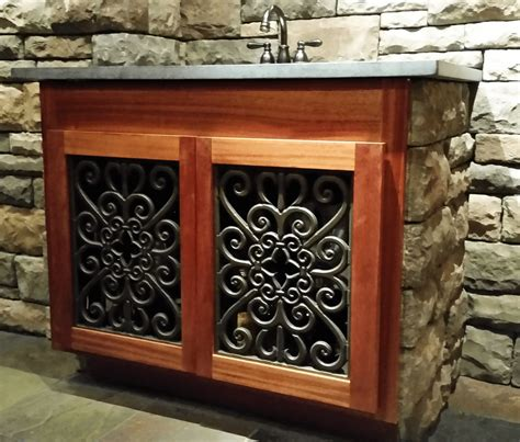 Decorative Grilles  Faux Wrought Iron Accentspioneer. Antique Porcelain Kitchen Sink. Faucet Sink Kitchen. How To Clean Stinky Kitchen Sink Drain. Kitchen Sinks Corner. How Much Is A Kitchen Sink. Best Baby Tub For Kitchen Sink. Installing A Kitchen Sink. Oakley Kitchen Sink Bag